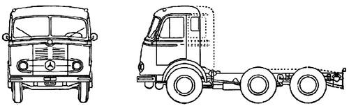 Mercedes-Benz LPS 333 (1959)