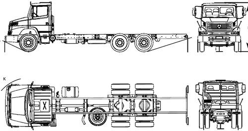 Mercedes-Benz LS 1620 (2005)