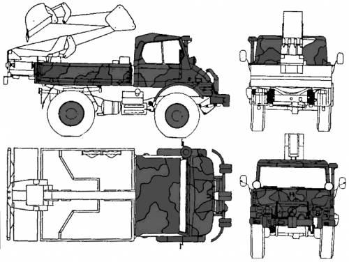 Mercedes-Benz Unimog 404