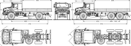 Mercedes-Benz Zetros (2014)
