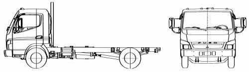 Mitsubishi-Fuso FE140