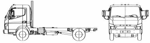 Mitsubishi-Fuso FE145