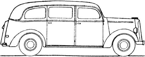 Opel Blit Kombi