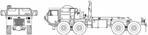 Oshkosh HEMTT M1120 LHS (2006)
