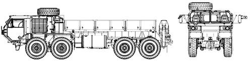 Oshkosh HEMTT M977A4