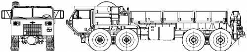 Oshkosh HEMTT M985 A2 (2006)