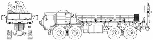Oshkosh HEMTT M985 A2 GMT (2006)