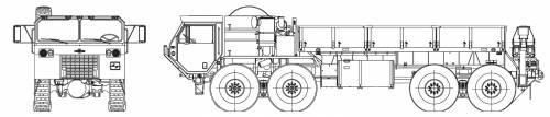 Oshkosh HEMTT M997 A2