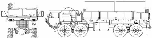 Oshkosh HEMTT M997 A2 EPP (2006)