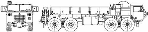 Oshkosh HEMTT M997 A2 LRPT (2006)