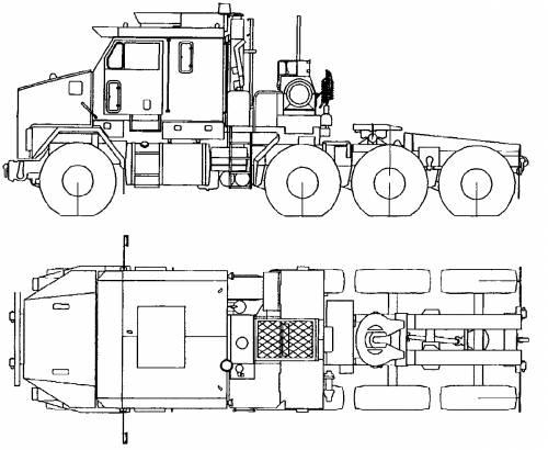 Oshkosh HET M1070