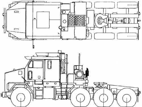 Oshkosh HET M1070 (2006)