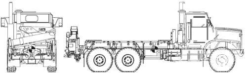 Oshkosh HIMARS Mk.37 (2006)