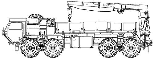 Oshkosh M985 HEMTT