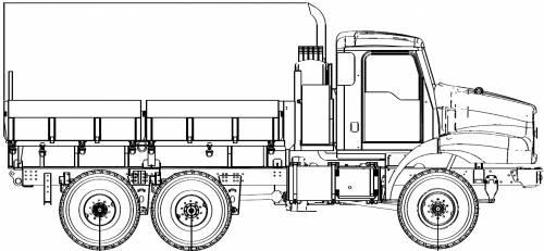 Oshkosh MTT 6x6 (2006)