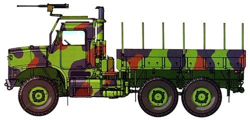Oshkosh MTVR Mk25 Cargo