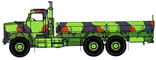 Oshkosh MTVR Mk27 Cargo