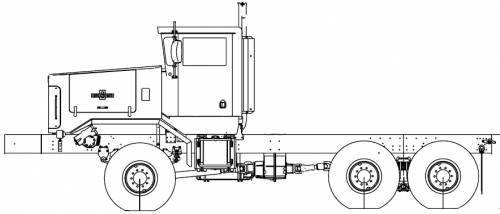 Oshkosh P-Series 6x6 (2006)