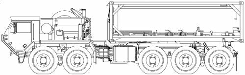 Oshkosh PLS Fuel Truck (2006)