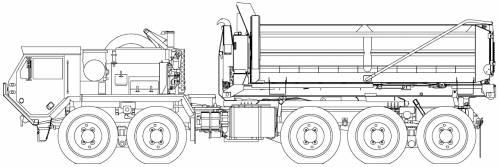 Oshkosh PLS M6 Dump Truck (2006)