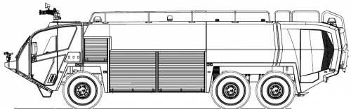 Oshkosh Striker 3000 6x6 (2012)