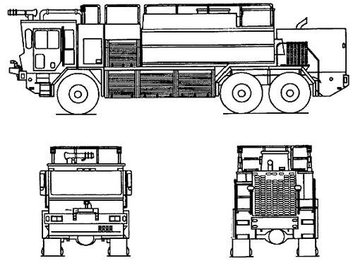 Oshkosh T-3000