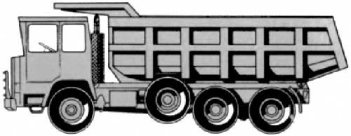Pegaso 3078 6x6