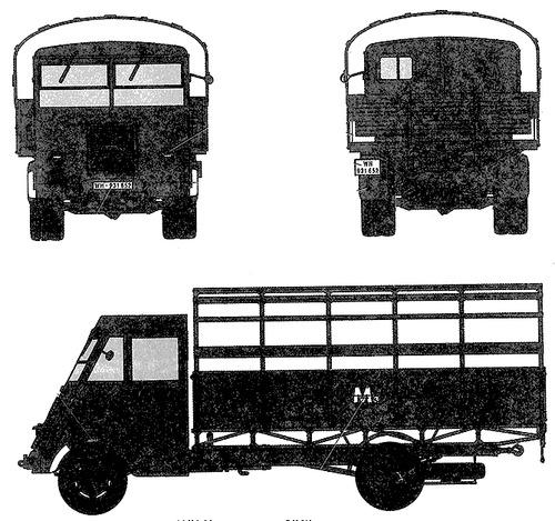 Renault AHN 3.5-ton 4x2 (1940)
