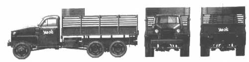 Studebaker SU-6
