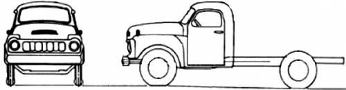 Studebaker Transtar (1961)