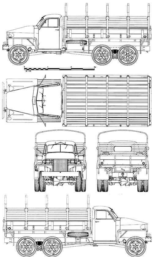 Studebaker US6-62U3