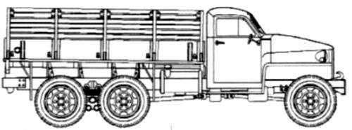 Studebaker US6 -U3