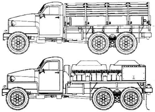 Studebaker US 6