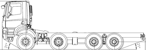 Tatra T158-8P3R43.231 2 8x8 (2014)
