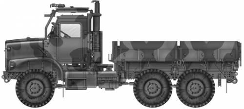 MK.23 MTVR Cargo Truck
