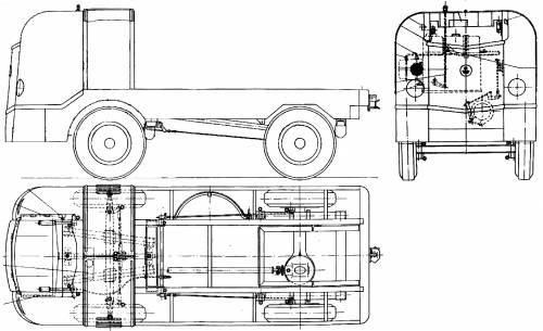 Multicar 21 Typ P