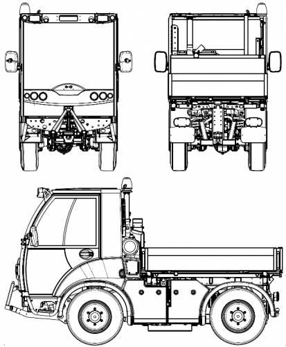 Multicar Tremo (2012)