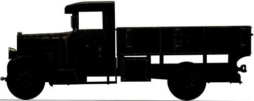 Polski-Fiat PF 621L (1940)