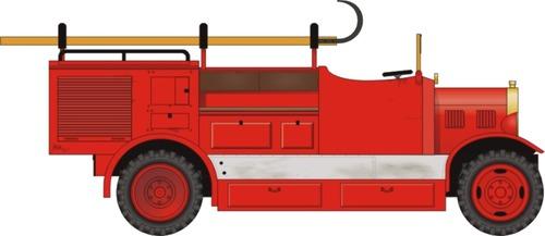 Praga AN Fire Truck