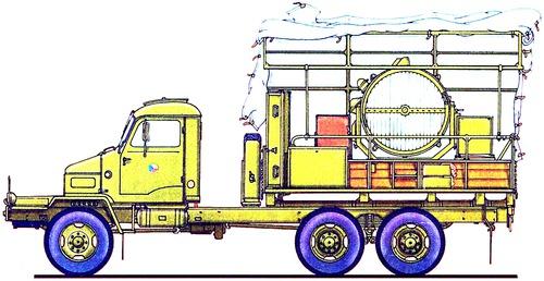 Praga V3S AMP-90