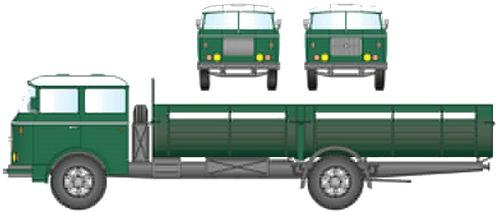 Skoda 706 RTD-A 1964-86