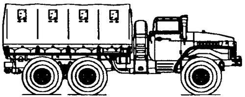 Ural-375 (1961)