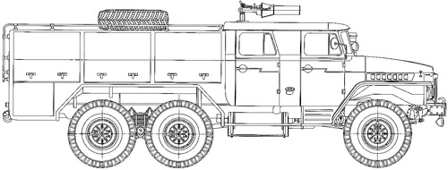 Ural-375 AL-40(375)
