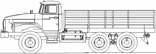 Ural-43202-10 (2008)