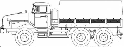 Ural-4320-0111-41 (2008)