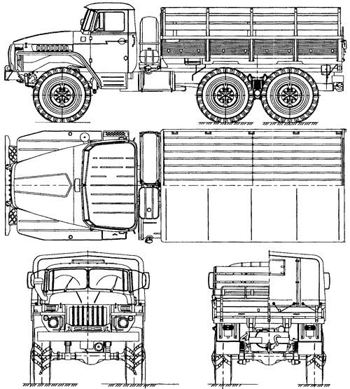 Ural-4320-04 (1984)