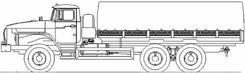 Ural-4320-0911-30 (2008)