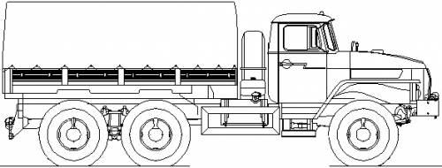 Ural-4320-10 (2008)