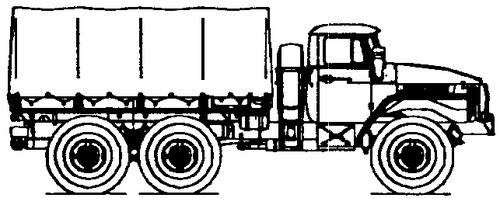 Ural-4320 (1977)
