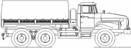 Ural-4320-31 (2008)